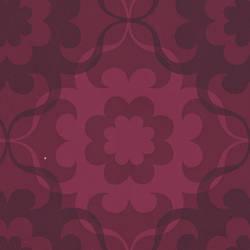 Burgundy Disco Weave