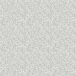 Modern Leaf, Grey
