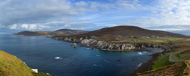 Atlantic Drive, Achill Island, County Mayo, Ireland