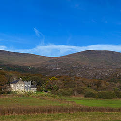 Derrynane House, the Home of Daniel O'Connell, Near Caherdaniel, The Ring of Kerry, County Kerry, Ireland