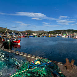 Dingle Fishing Harbour, Dingle Peninsula, County Kerry, Ireland