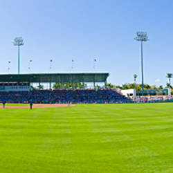 Boston Red Sox spring training stadium, City of Palms Park, Fort Myers, Lee County, Florida, USA