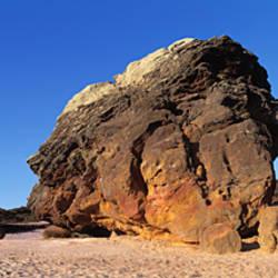 The Agglestone rock, Studland, Jurassic Coast, Dorset, England