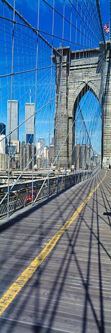 Brooklyn Bridge Manhattan New York City NY USA