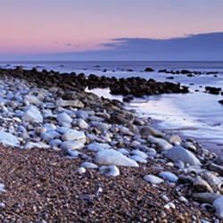 Beach, Seaton, Devon, England