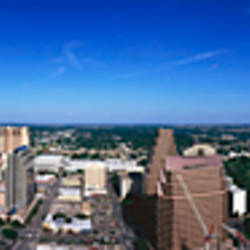 Aerial view of a city, Austin, Travis county, Texas, USA