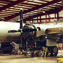 Fifi the last flying B-29 Superfortress, Midland, Midland County, Texas, USA