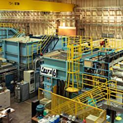 Interiors of a laboratory, Hermes III/Rits6, Sandia National Laboratory, Albuquerque, New Mexico, USA