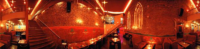Interiors of a restaurant, La Sala, Cordoba, Argentina
