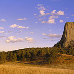 USA, Wyoming, Devil's Tower National Monument