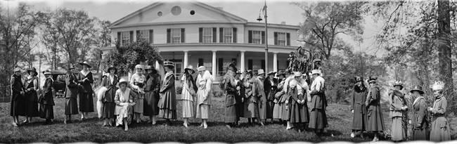 Washington College Women 1917