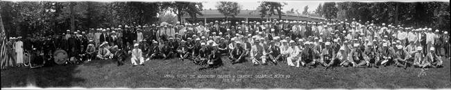 WCOC Outing Chesapeake Beach MD July 17 1917