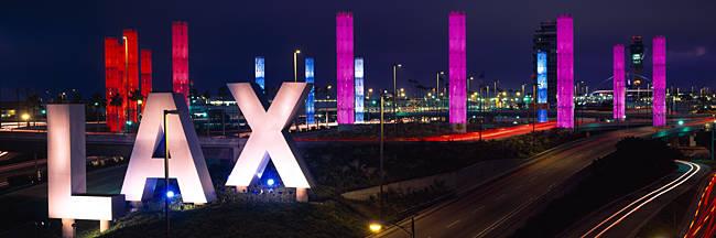 Los Angeles Intl Airport Los Angeles CA