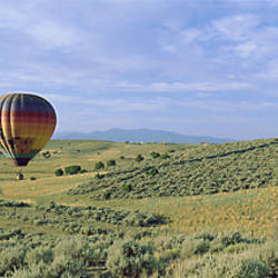 Hot Air Balloon Taos NM