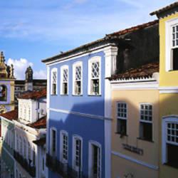 Colonial Architecture Salvador Bahia Brazil