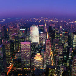 Midtown Manhattan, New York, NYC, New York City, New York State, USA