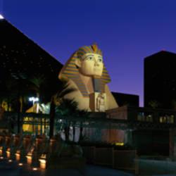Luxor Hotel Las Vegas Nevada USA