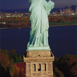 Statue Of Liberty, NYC, New York City, New York State, USA