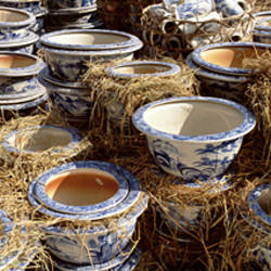 Porcelain Pottery, Bat Trang Village, Vietnam
