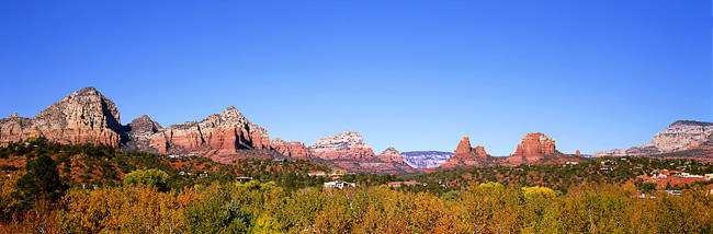 Red Rocks, Sedona Arizona, USA