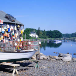 Lobster Shack, York, Maine, USA