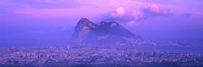 Rock Of Gibraltar, Andalucia, Spain
