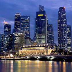 Evening, Singapore