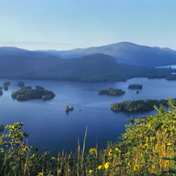 USA, New York, Adirondacks, Lake George