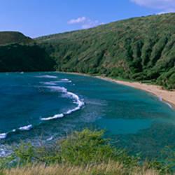 Hanauma Bay State Underwater Park Oahu HI
