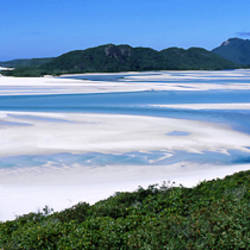 Whitehaven Beach, Eastern, Australia