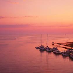 Dawn Tybee Island Marina GA