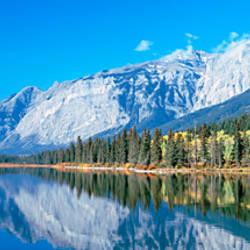 Chief Hector Lake Alberta Canada