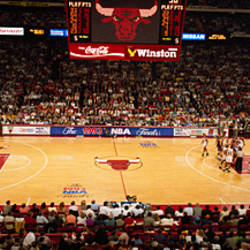 NBA Finals Bulls vs Suns, Chicago Stadium, Chicago, Illinois, USA
