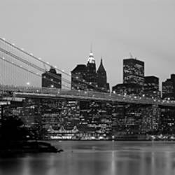 Brooklyn Bridge, Manhattan, NYC, New York City, New York State, USA