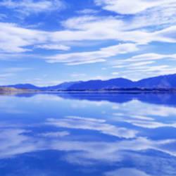 Lake Reflection New Zealand