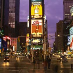 Times Square New York NY USA