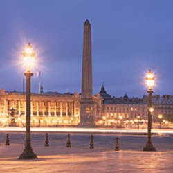 Place de la Concorde Paris France