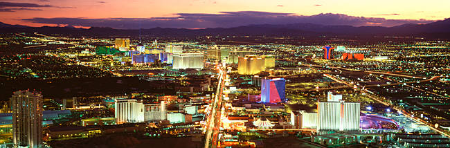 The Strip, Las Vegas Nevada, USA