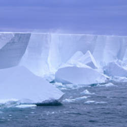 Iceberg, Ross Shelf, Antarctica
