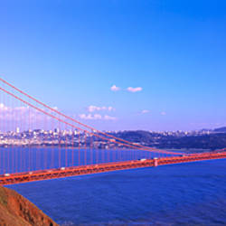 Golden Gate Bridge San Francisco CA USA