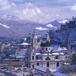 Winter, Salzburg, Austria