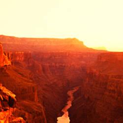 Toroweap Point Grand Canyon National Park AZ USA
