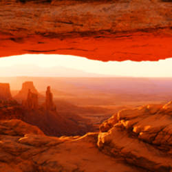 Mesa Arch Canyonlands National Park UT USA