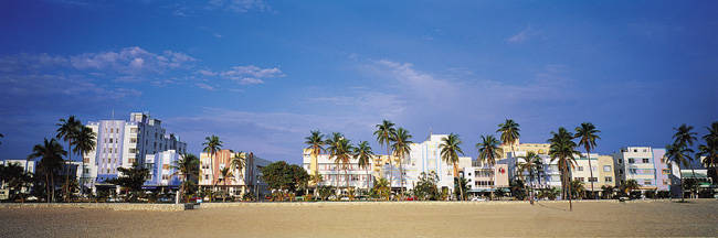 Day, South Beach, Florida, USA