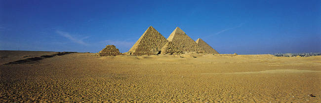 The Great Pyramids Giza Egypt