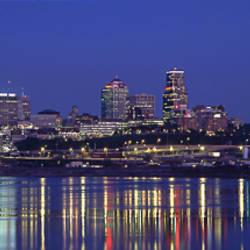 Evening Kansas City MO