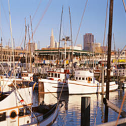 USA, California, San Francisco, Fishermans Wharf