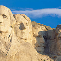 USA, South Dakota, Mount Rushmore