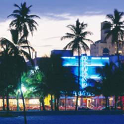 South Beach Miami Beach Florida USA