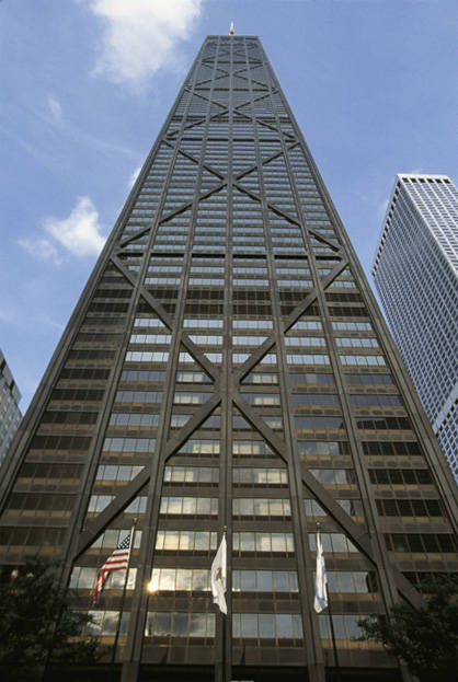 John Hancock Building Chicago IL